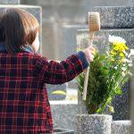お墓と風水